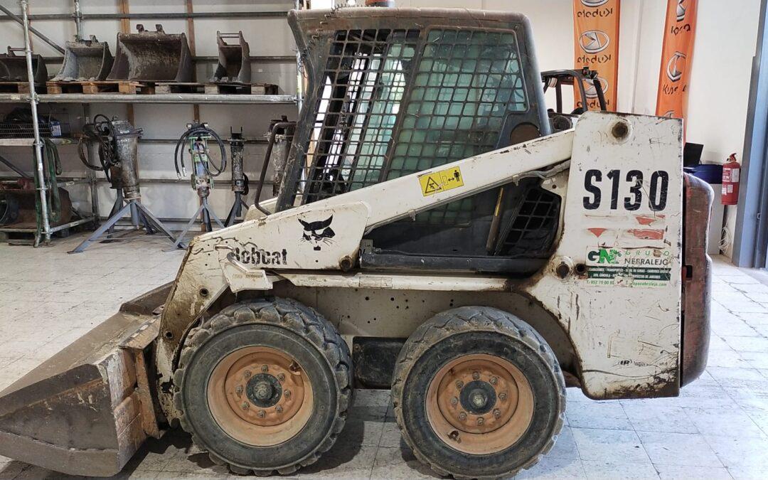Cargadora Bobcat S130