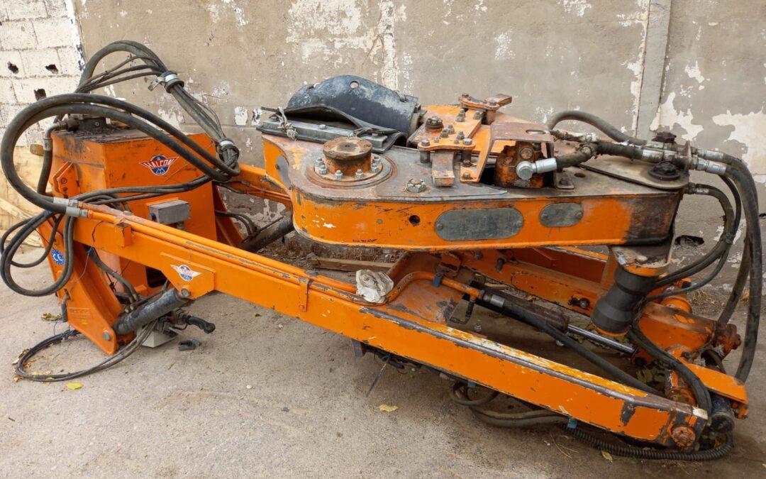 VIBRADORA HALCON F60-206