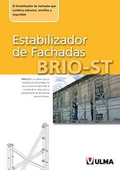 Guillermo García Muñoz - portada estabilizador de fachadas