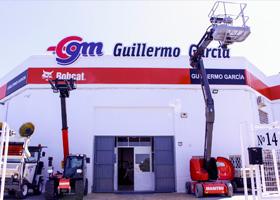 Guillermo García Muñoz delegación Málaga
